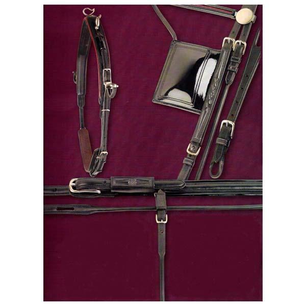 T15-03 Freedman Grand National Horse Fine Harness [Desktop Resolution]