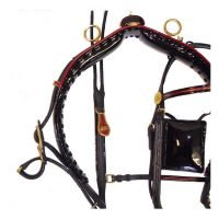 T15-06 Hunt 1 Harness with French Shaft Carriers
