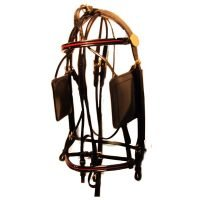 T15-69 Walsh Show Bridle