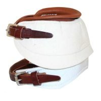 T5-07 and T5-07EW Leather Hinged Quarter Boot With Weight