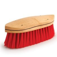 T8-02 Brush Med Stiff Red